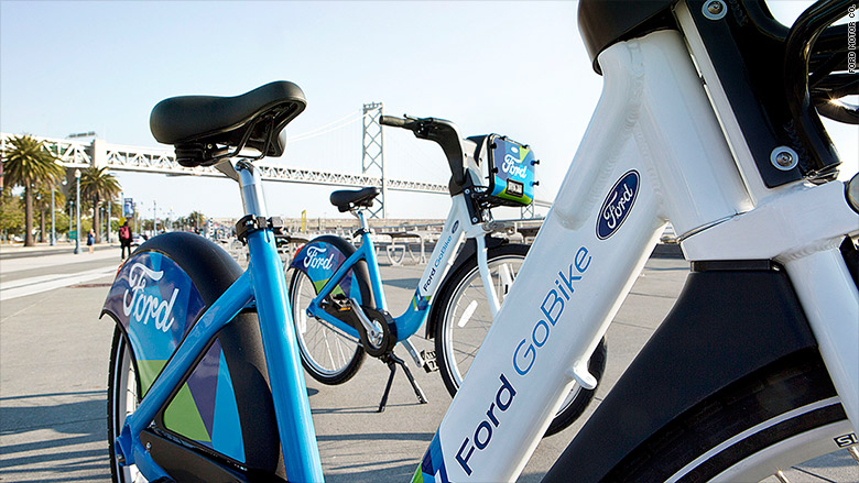 Ford buys shuttle service as part of new mobility push