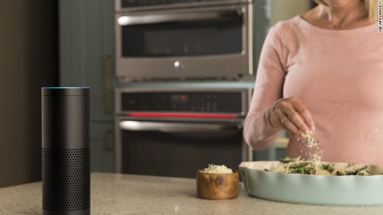 ge appliances amazon echo
