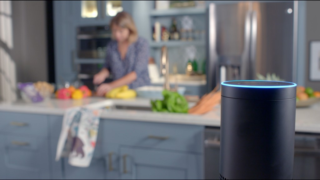 Amazon's Alexa can now cook your dinner