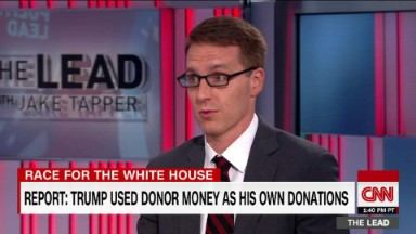 David Fahrenthold, Washington Post reporter, becomes CNN contributor