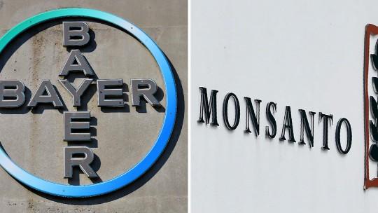 Trump takes credit for saving Monsanto jobs, but ...