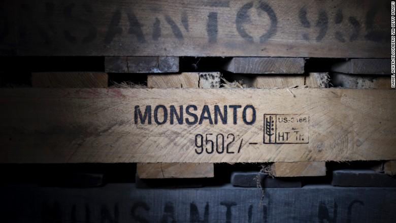 Bayer's $66 billion deal for Monsanto is biggest takeover of 2016 - Sep. 14, 2016