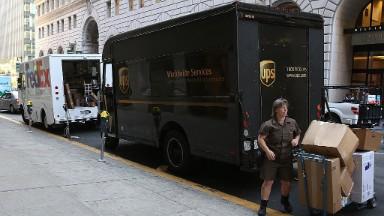 Ho ho ho! UPS, FedEx soar on holiday shopping hopes