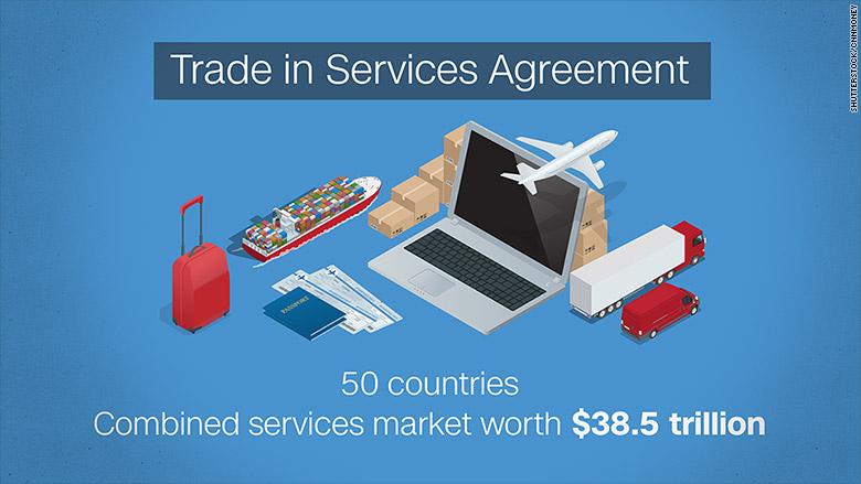 tisa trade agreement