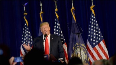 Donald Trump denies plans for 'Trump TV'