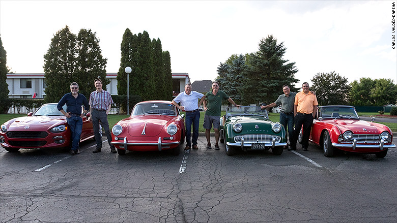 Watkins Glen With Brothers Cars And Memories Of Dad Sep 16 2016