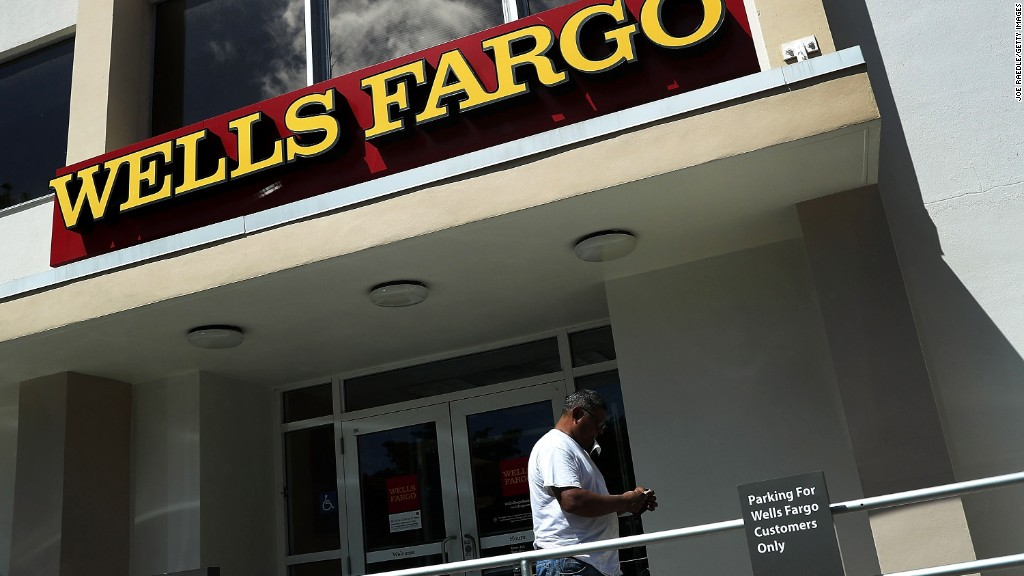 Wells Fargo Reports On Sales Scandal