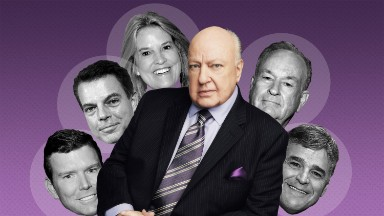 How Roger Ailes used 'key man clauses' for his stars to protect himself