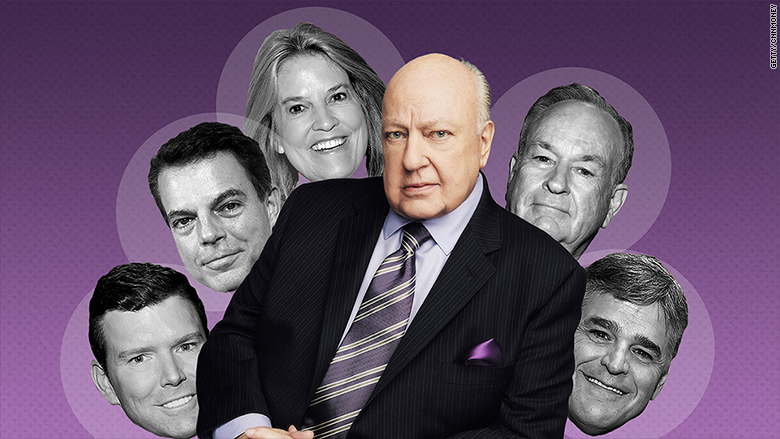 roger ailes contracts