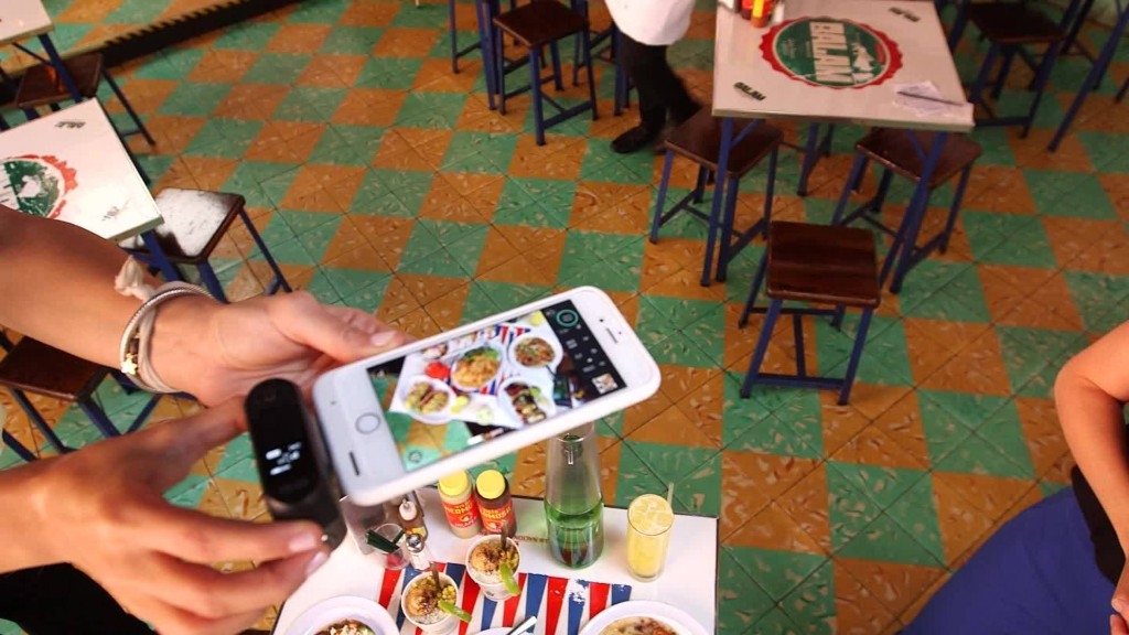 How Instagram has changed the food industry