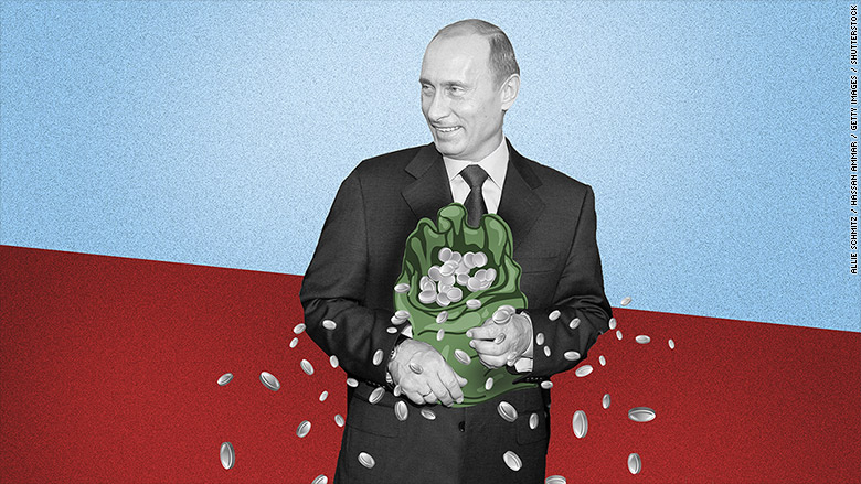 putin russia reserves