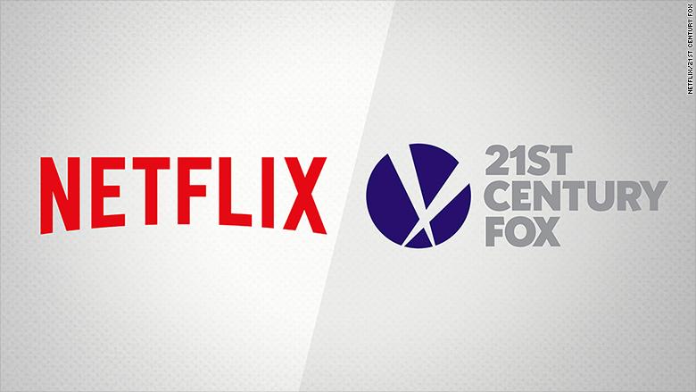 netflix fox logos