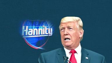 Donald Trump retreats to friendly media ground