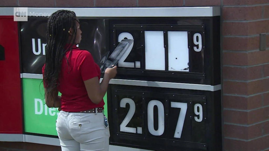Here's what's causing gas shortages in the Southeast