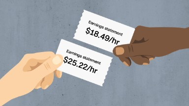 Wage gap between blacks and whites is worst in nearly 40 years
