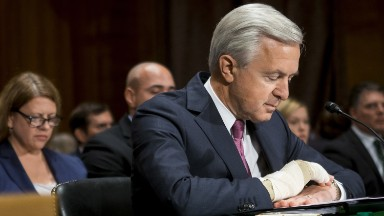 Wells Fargo to scrap controversial sales goals October 1