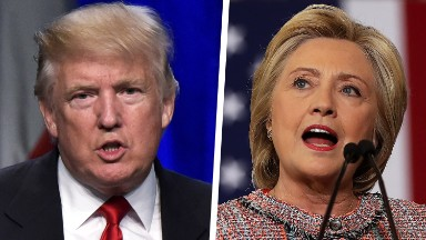 How Hillary Clinton and Donald Trump stack up on health care
