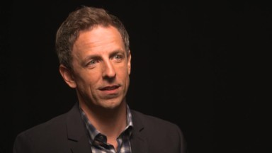 Seth Meyers talks Trump and Fallon
