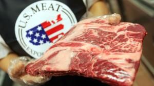 China lifts ban on U.S. imports