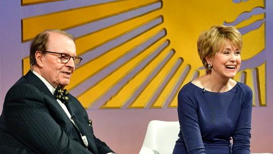 Jane Pauley named as Charles Osgood successor