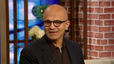 Microsoft CEO: Immigration policy will affect our competitiveness