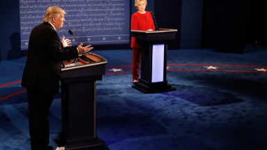 Monday night ranks as the 'most tweeted debate ever'