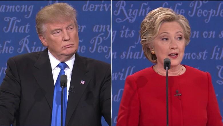 Debate was most-watched in U.S. history