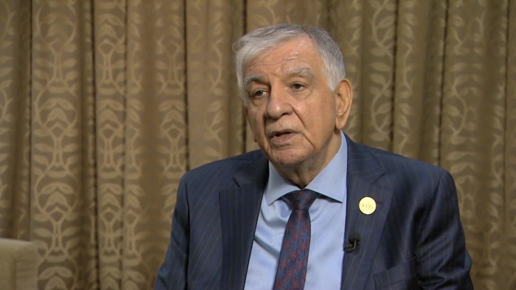Iraq is willing to freeze oil production