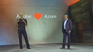 Microsoft and Adobe form cloud partnership