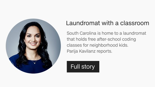 Coding Laundromat