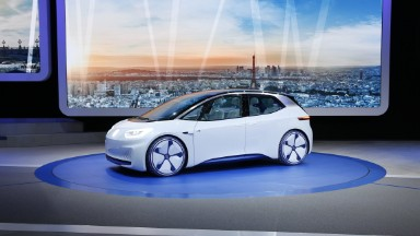 VW unveils better, cheaper electric car