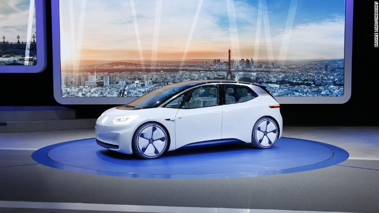 VW's new electric car will cost less, and go farther than, Tesla's Model 3