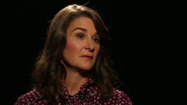 What Melinda Gates thinks about the election