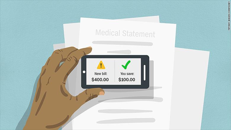 remedy medical bill