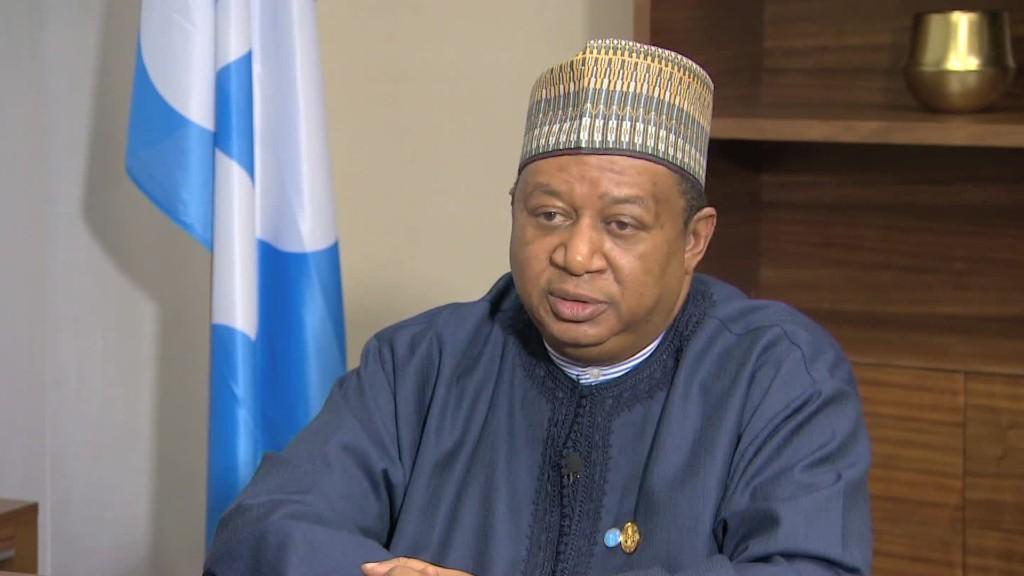 OPEC's secretary general on 'historic' oil deal