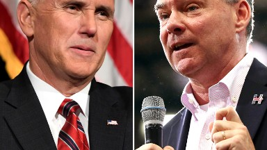 Kaine vs. Pence; Google's new gadgets; September jobs report