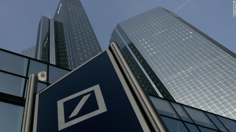 Chinese firm becomes Deutsche Bank's biggest shareholder