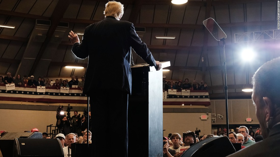 Trump plans 'major news conference,' but will he take questions?