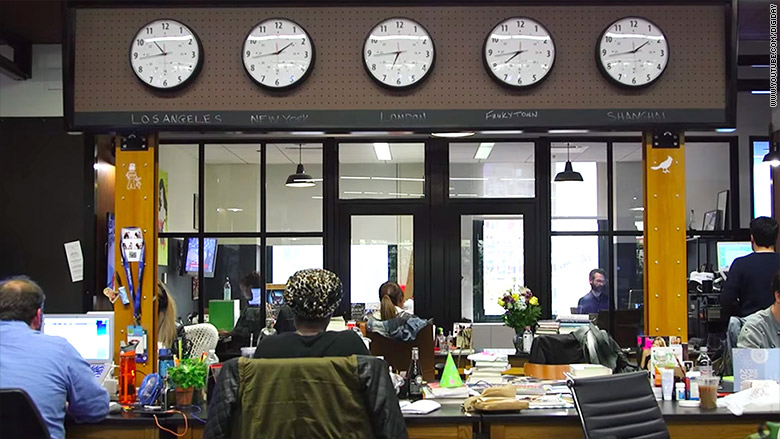 huffington post newsroom