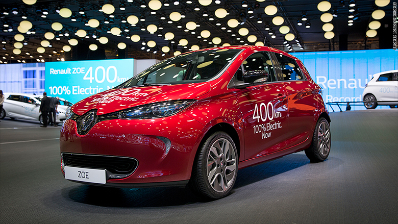 Paris Motor Show goes electric in 2016 by   @peterdrives