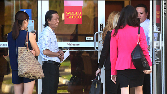 Wells Fargo customers in $110 million settlement over fake accounts