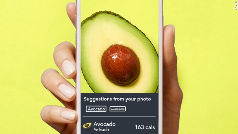 Lose It avocado