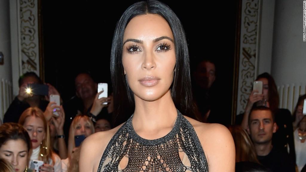 Kim Kardashian West robbed at gunpoint