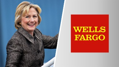 Hillary Clinton slams Wells Fargo for 'bullying' workers