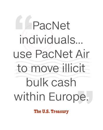 mail 3 quote treasury