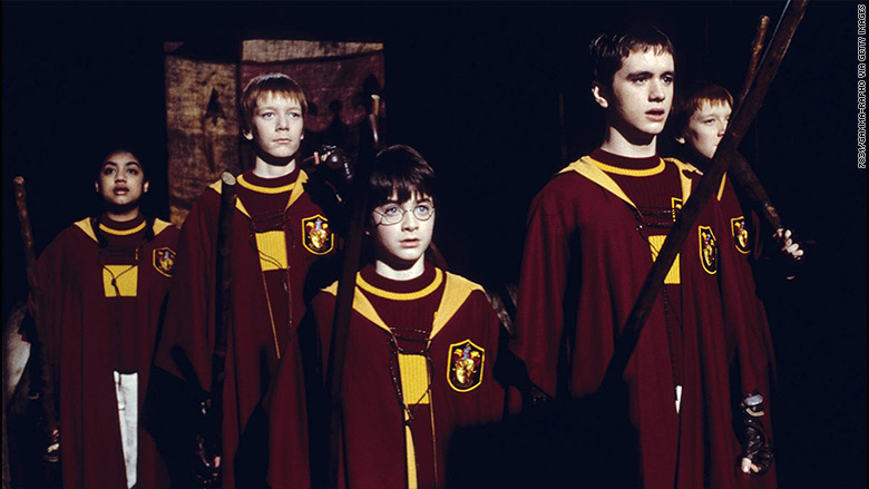 harry potter films back in theaters