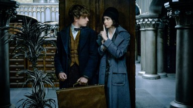 'Fantastic Beasts' hopes to find 'Harry Potter' fans this weekend