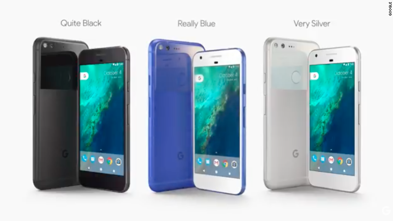 Google Unveils Its Pixel Smartphone And Vr Headset Oct