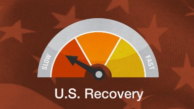 Yes, this is the slowest U.S. recovery since WWII