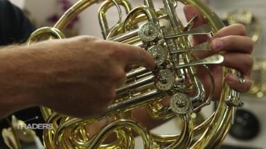 Horn maker finds niche in musical instrument market